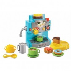 Leapfrog Coffee Maker/Sweet Treats Learning Cafe