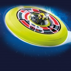Playmobil Cosmic Flying Disc with Astronaut 6183 frisbee