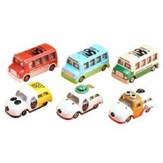 Dream Tomica  6 pack Snoopy Lotto