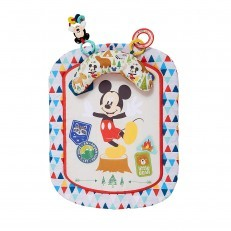 Disney Baby Mickey Mouse Camping with Friends Prop Mat Pillow