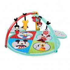 Disney Baby Mickey Mouse Easy Store Playmat Activity Gym