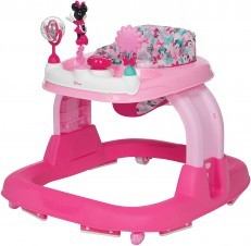 Disney Baby Ready Set Walk 2.0 Walker - Minnie Bowtiful