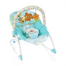 Disney Finding Nemo Fins and Friends Infant-to-Toddler Rocker