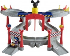 Disney Mickey & the Roadster Racers Mickey Ears Raceway