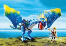 Playmobil DreamWorks Dragon Astrid & Stormfly 9247