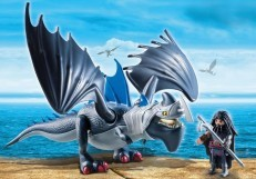 Playmobil DreamWorks Dragon Drago & Thunderclaw 9248