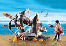 Playmobil DreamWorks Dragon Eret with 4 Shot Firing Ballista