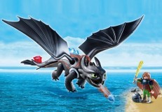 Playmobil DreamWorks Dragon Hiccup & Toothless 9246