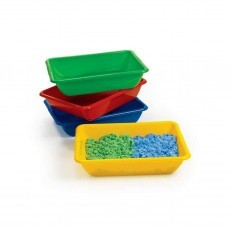 Edushape Activity Sand & Water Play Center Tubs (4pcs)
