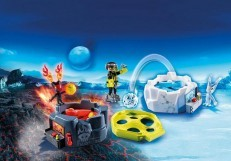 Playmobil Fire & Ice Action Game