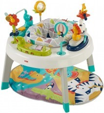 Fisher Price 3 in 1 Sit to Stand Activity Center