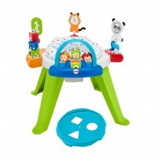 Fisher Price 3 in 1 Spin & Sort Activity Center
