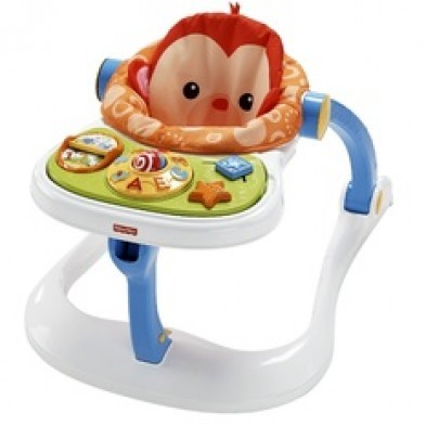 Fisher Price 4 In 1 Monkey Entertainer Best Educational