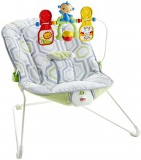 Fisher Price Baby Bouncer Geo Meadow
