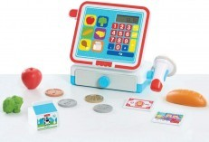 Fisher Price Cash Register Set
