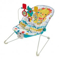 Fisher Price Colorful Carnival Bouncer DPV43