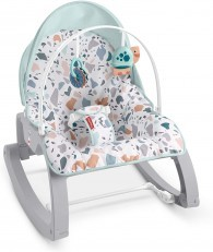 Fisher Price Deluxe Infant to Toddler Rocker GHY58 Terrazzo