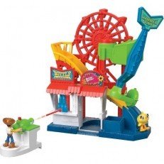 Fisher Price Disney Pixar Toy Story 4 Carnival Playset