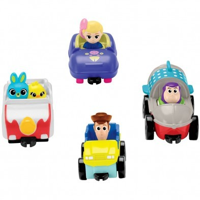Fisher Price Disney Pixar Toy Story 4 Carnival Speedsters