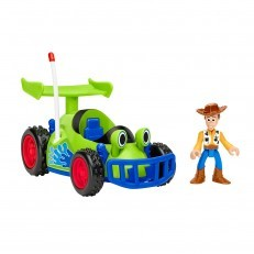 Fisher Price Disney Pixar Toy Story RC and Woody