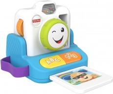 Fisher Price Laugh & Learn Click & Learn Instant Camera