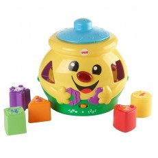 Fisher Price Laugh & Learn Cookie Shape Surprise shape sorter