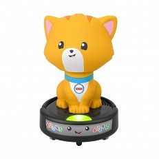 Fisher Price Laugh & Learn Crawl After Cat on a Vac