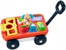 Fisher Price Laugh & Learn Pull & Play Learning Wagon