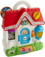 Fisher Price Laugh & Learn Puppy's Busy Activity Home