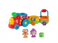Fisher Price Laugh & Learn Puppys Smart Train