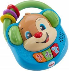Fisher Price Laugh & Learn Sing & Learn Music Player