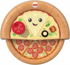 Fisher Price Laugh & Learn Slice of Learning Pizza