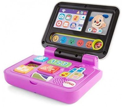 Fisher Price Laugh & Learn Click & Learn Laptop