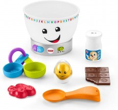 Fisher Price Laugh & Learn Magic Color Mixing Bowl