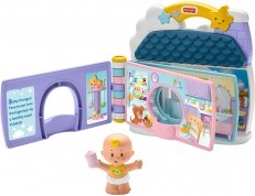 Fisher Price Little People Babys Day Story Set