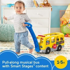 Fisher Price Little People BIG Yellow School Bus