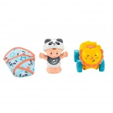 Fisher Price Little People Bundle n Play - roll along lion