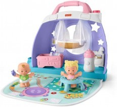 Fisher Price Little People Cuddle & Play Nursery