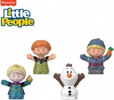 Fisher Price Little People Disney Frozen Elsa & Friends