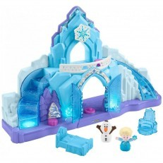 Fisher Price Little People Disney Frozen Elsas Ice Palace