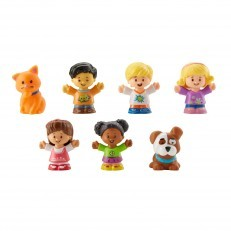 Fisher Price Little People Friends & Pets Figure Pack