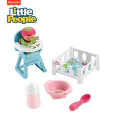 Fisher Price Little People Snack & Snooze