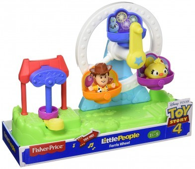 Fisher Price Little People Toy Story 4 Ferris Wheel