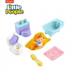 Fisher Price Little People Wash & Go