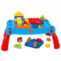 Fisher Price Mega Bloks First Builders Build n Learn Table