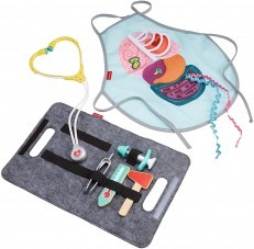 Fisher Price Patient & Doctor Kit