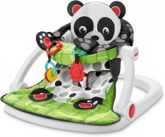 Fisher Price Sit Me Up Floor Seat (Panda Paws)