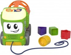 Fisher Price Sort & Spill Learning Truck shape sorter