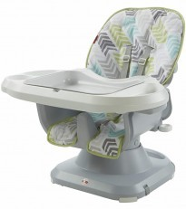 Fisher Price SpaceSaver High Chair Booster Seat (Arrow)