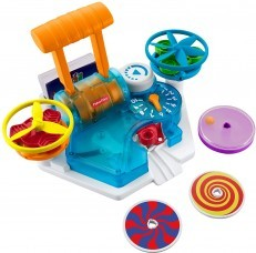 Fisher Price Think & Learn Load & Launch Science Spinners